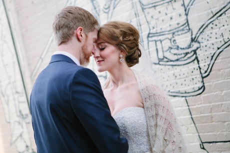 Chapel Hill North Carolina Wedding Photo