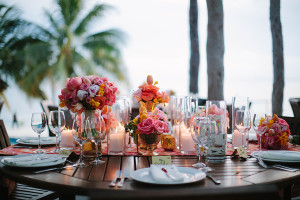 Isla Mujeres Destination Wedding Photo